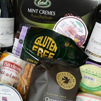 Gluten free gifts handcrafted hampers of gourmet gluten free food drink negle Choice Image