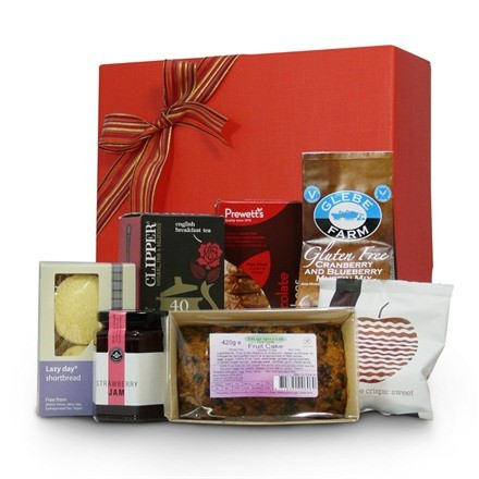 Gluten free afternoon tea gift pack gluten free hampers uk gluten free afternoon tea gift pack zoom negle Image collections