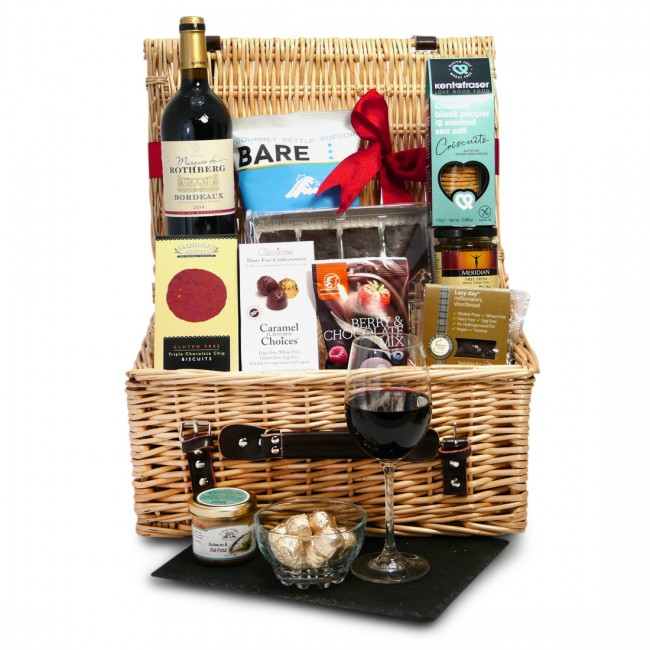 Indulgence hamper gluten free hampers uk indulgence hamper zoom indulgence hamper gluten free negle Image collections