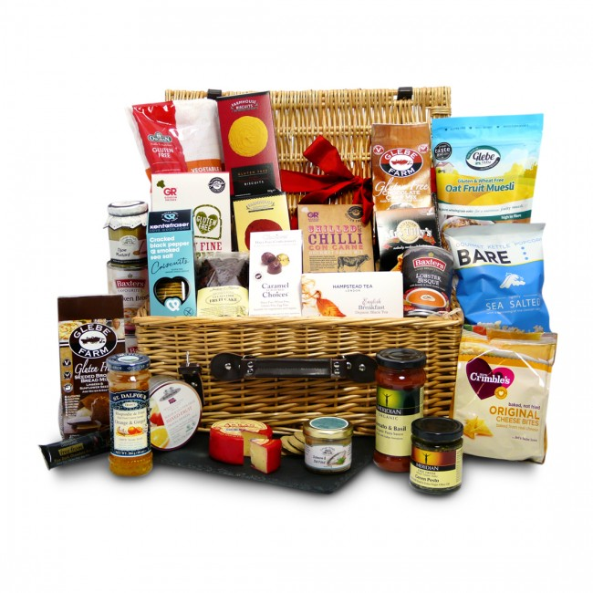 Family selection gluten free hampers uk xl gluten free hamper negle Image collections