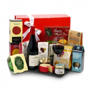 Hampers gluten free hampers uk christmas celebration gift box negle Image collections