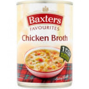 Baxters Chicken Broth