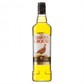 Famous Grouse whisky 700ml bottle