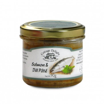 Cottage Delight Smoked Salmon Pate