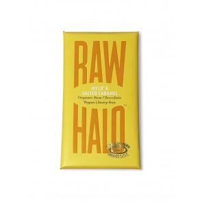 Raw Halo Mylk & Salt Chocolate Bar 35g