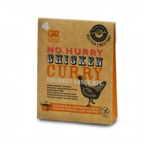 Gluten free Gourmet Curry Sauce Mix