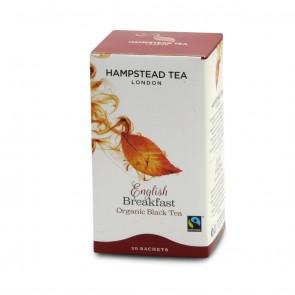 Organic English Breakfast tea bags