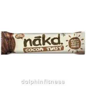 Nakd Bar - Cocoa Twist 30g