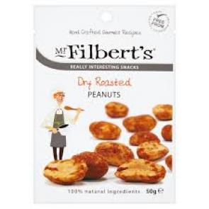 Mr Filbert's Gourmet Dry Roasted Nuts