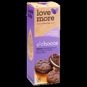 Lovemore O'Choco Gluten Free Cookies 125g
